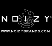 Noizy Brands bluetooth headphones